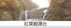 紅葉観瀑台