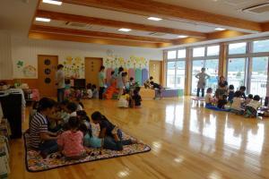 『放課後児童クラブ(ふるさと大子応援寄附金)』の画像