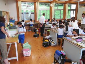 『放課後子ども教室』の画像