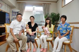 妊産婦・乳児検診
