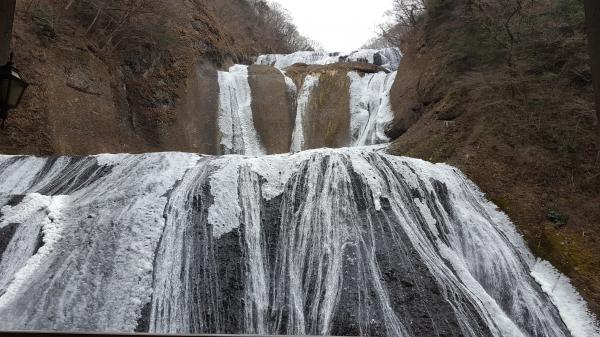 袋田の滝29.1.20