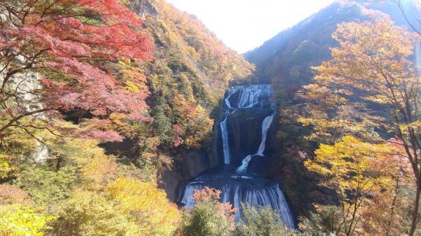 『20171107袋田の滝(1)』の画像
