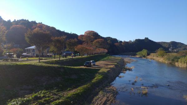 『永源寺脇の押川(1)』の画像