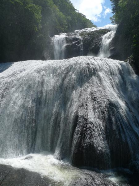 袋田の滝c