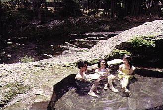 袋田温泉(ふくろだおんせん)