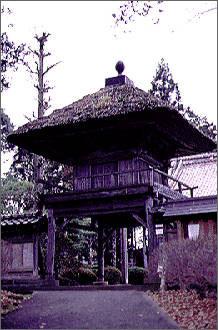 高徳寺山門