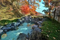 森林の温泉 露天風呂